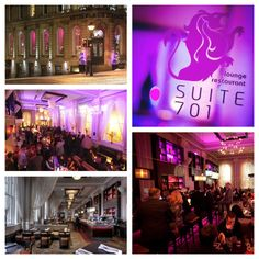 DISCOVER THE SUITE 701 IN MONTREAL!  All information here: http://www.black-in.com/sorties-loisirs/resto-bar/ephemere/decouvrez-la-suite-701-a-montreal/