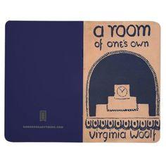 virginia wolf book cover | Virginia Woolf Book Cover A Room of One's Own Pocket Journal