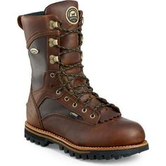 Irish Setter Men's Elk Tracker Hunting Boots (Brown, Size 10.5) - Hunting Boots at Academy Sports