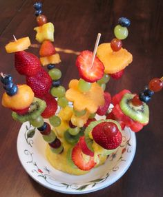 The Chocolate Muffin Tree: Our Own Edible Arrangement