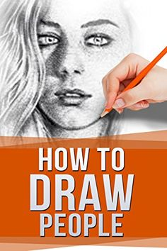 How to Draw People: Drawing For Beginners: The Easy Guide to Sketching People (Drawing for beginners How to draw Book by [Ford, Edgar] Book Drawing, Drawing Skills, Drawing Techniques, Drawing Tips, Painting & Drawing, Drawing Ideas, Pencil Art Drawings, Art Drawings Sketches, Easy Drawings