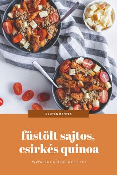 Quinoa, Chana Masala, Sugar Free, Low Carb, Ethnic Recipes, Food, Essen, Meals, Yemek