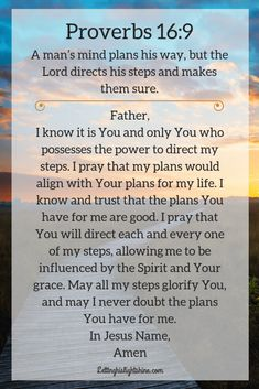 Proverbs – Letting His Light Shine Prayer Times, Prayer Verses, Faith Prayer, God Prayer, Prayer Quotes, Serenity Prayer, Power Of Prayer, Healing Prayer Scriptures, Prayer For Discernment