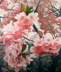 Flower Paintings Andrey Nikulin