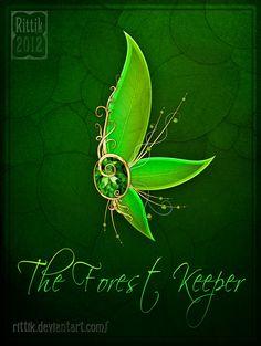 Amulet - The Forest Keeper by Rittik.deviantart.com on @DeviantArt
