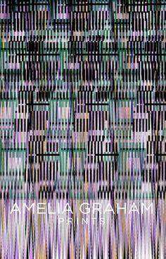 AW/15 Amelia Graham, Ikat Geo