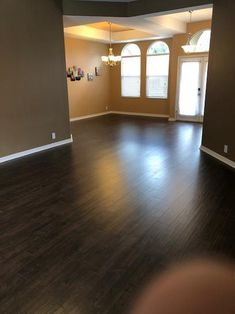 Pergo Outlast+ Waterproof Java Scraped Oak 10 mm T x in. L Laminate Flooring sq. / - The Home Depot Synthetic Roofing, Floor Installation, Home Depot Flooring, Oak Laminate, Flooring, Home Remodeling, New Homes, House, Home Decorators Collection