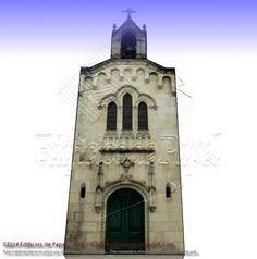 Edificios de Papel: Maqueta de Papel 1485: Capilla del Corregidor  Esta maqueta de papel reproduce la capilla del Corregidor que se encuentra en la plaza de este nombre, en Ourense.