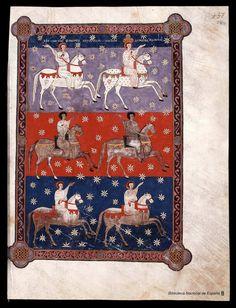Beato de Liébana. Beato de Liébana , Santo — Manuscrito — 1047 480