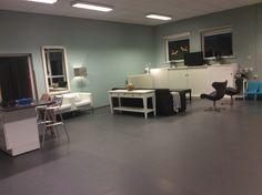 Marmoleum Vloer Verven : Nieuwe woonkeuken in maak marmoleum vloer verven kleuren worden