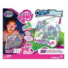 "Color N Glow Assortment - My Little Pony - Tech 2 Go - Toys ""R"" Us"