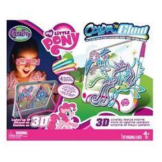 "Color N Glow Assortment - My Little Pony - Tech 2 Go - Toys ""R"" Us"