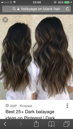 35 ash brown hair looks hair hair, brown hair balayage, ash Ash Brown Hair Color, Brown Hair With Blonde Highlights, Brown Hair Balayage, Long Brown Hair, Light Brown Hair, Color Highlights, Peekaboo Highlights, Dark Brown Hair With Low Lights, Dimensional Highlights