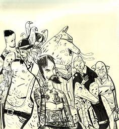 Blog do Fábio Moon e do Gabriel Bá - Histórias em Quadrinhos