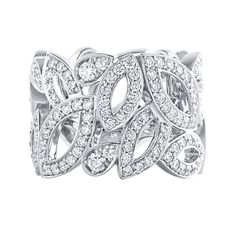 Lily Cluster by Harry Winston, Diamond Band Ring