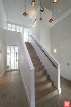 | hal inrichting | interieur inspiratie | wit interieur | Hoog.design