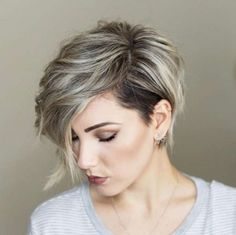 Short Hairstyle 2018 – 63