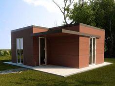 Casas modulares pré-fabricado, se Animais estima, painel frontal e, de acabamentos para