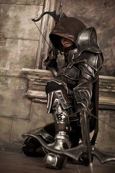Diablo III Cosplay - Freakin' awesome!! :D