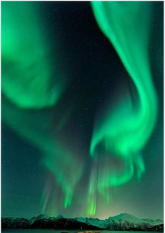 Northern lights, if you love you will take me to see them.