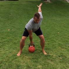 4 Basic Movements for Kettlebell Workouts