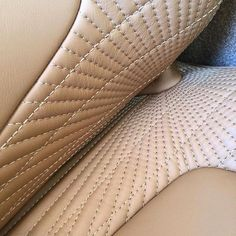 #Quilting #Leather #BridgeofWeir #AstonMartin