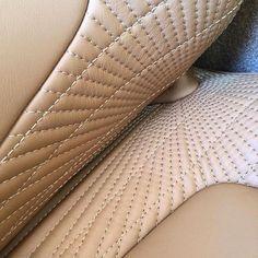 #Quilting #Leather #BridgeofWeir #AstonMartin