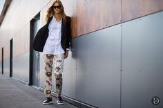 #streetstyle #style #fashion  ParisMenSS16Day4-8284