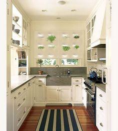 small u shaped galley kitchen designs by kaitebau