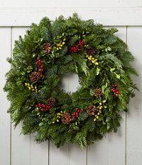 Christmas Wreaths | Free Shipping at L.L. Bean