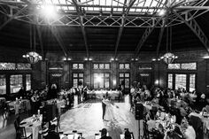 First dance at Cafe Brauer.