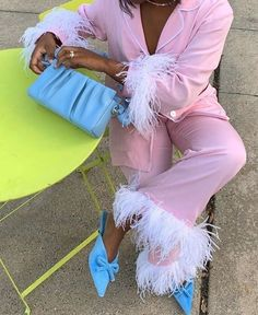 Spring Fashion Trends, Summer Fashion Outfits, Pink Outfits, Colourful Outfits, Cute Outfits, Fashion Brenda, Material Girls, Passion For Fashion, Fashion Looks