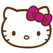 "Hello Kitty ""I Love You"" Rug - Franco Mfg - Toys ""R"" Us"
