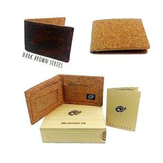 Classic cork wallet ◆ig : @in.goldy◆