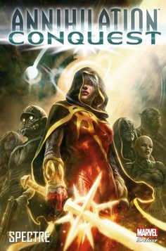 Couverture de Annihilation Conquest -2- Spectre
