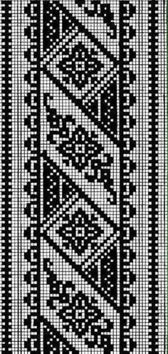 How to Crochet Wave Fan Edging Border Stitch - Crochet Ideas Cross Stitch Borders, Modern Cross Stitch, Cross Stitch Flowers, Cross Stitch Designs, Cross Stitching, Cross Stitch Patterns, Filet Crochet Charts, Crochet Borders, Knitting Charts