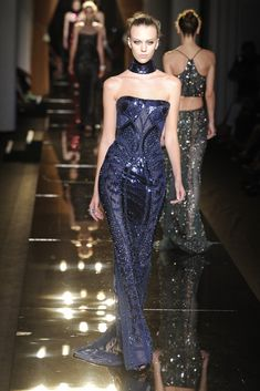 Atelier Versace Couture Fall 2013