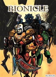 Bionicle 2015: The Coming of the Toa 2 by rubtox on DeviantArt