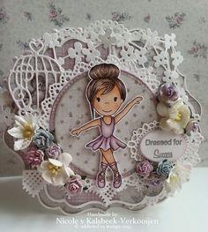 The Paper Nest: New Ballerina...