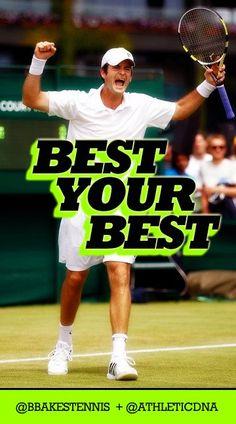 Best your best. #tennis  #wimbledon