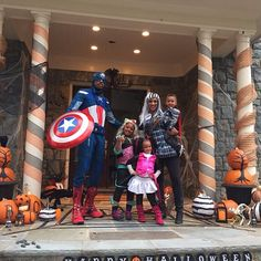 paul pierce and family halloween - Paul Pierce Halloween