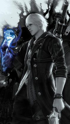 Devil May Cry 4 --- Nero