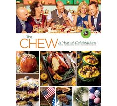 My fav show to start my day,The Chew (Paperback)