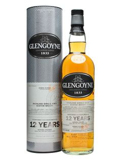 A 12yo Highlander from Glengoyne, famed for their unpeated single malt.  Glengoyne is always very pure in style, allowing their high-quality, easy-drinking whisky to shine in its natural state.