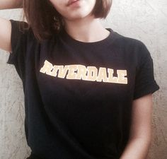 In love with my new #Riverdale shirt.