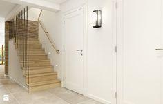 Średnie schody, styl eklektyczny - zdjęcie od WERDHOME