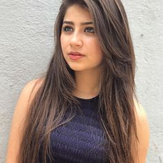 Creative ideas for awesome looking women's hair. Your own hair is exactly what can define you as a person. To a lot of men and women it is definitely important to have a decent hairstyle. Hairstyle In Girls. Hair and beauty. Hair And Beauty, Beauty Full Girl, Haircuts For Long Hair, Long Hairstyles, Aditi Bhatia, Stylish Girl Images, Image Hd, Beautiful Indian Actress, Hairstyle Ideas