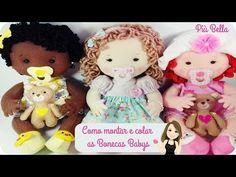 Montagem e Colagem Babys (Apostilas Baby Meninos e Meninas) - YouTube