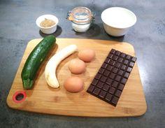 gateau chocolat sans beurre sans sucre