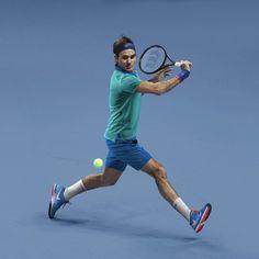 US Open 2014: tenue Nike de Roger Federer
